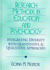 9780803958272: Research Methods in Education and Psychology: Integrating Diversity with Quantitative and Qualitative Approaches