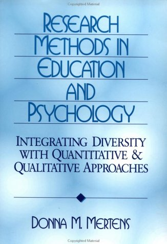 9780803958289: Research Methods in Education and Psychology: Integrating Diversity with Quantitative and Qualitative Approaches