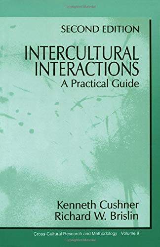 9780803959910: Intercultural Interactions: A Practical Guide (Cross Cultural Research and Methodology)