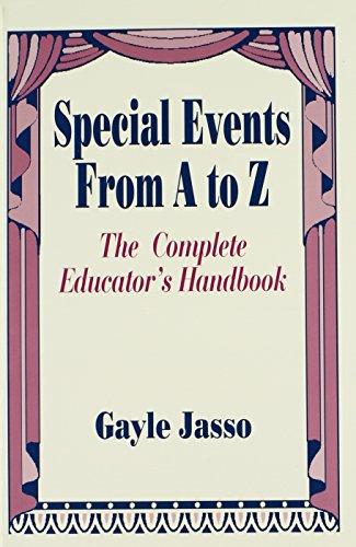 9780803963887: Special Events From A to Z