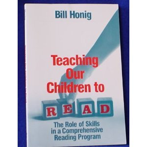 9780803964051: Teaching Our Children to Read: The Role of Skills in a Comprehensive Reading Program