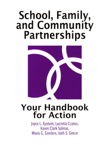 9780803965713: School, Family, and Community Partnerships: Your Handbook for Action