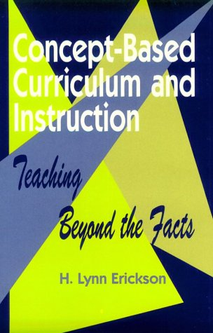 9780803965812 Concept Based Curriculum And Instruction Teaching