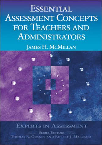 9780803968394: Essential Assessment Concepts for Teachers and Administrators (Experts In Assessment Series)