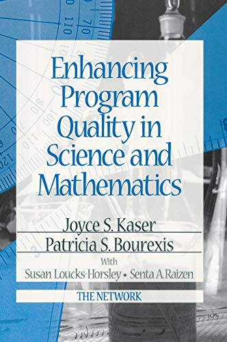 9780803968578: Enhancing Program Quality in Science and Mathematics