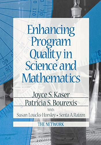 9780803968585: Enhancing Program Quality in Science and Mathematics
