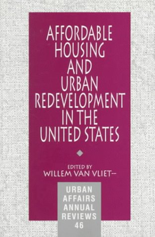 9780803970519: Affordable Housing and Urban Redevelopment in the United States: Learning from Failure and Success (Urban Affairs Annual Reviews)