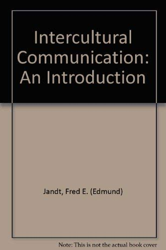 9780803970663: Intercultural Communication: An Introduction