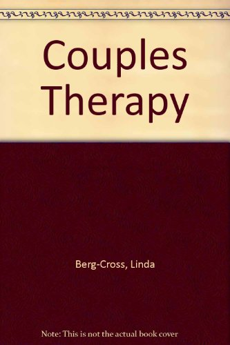 9780803971295: Couples Therapy