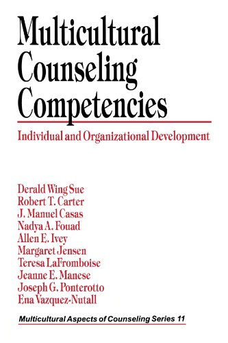 9780803971318: Multicultural Counseling Competencies: Individual and Organizational Development (Multicultural Aspects of Counseling And Psychotherapy)