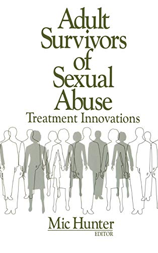 9780803971929: Adult Survivors of Sexual Abuse: Treatment Innovations