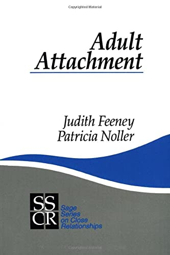 9780803972247: Adult Attachment (SAGE Series on Close Relationships)