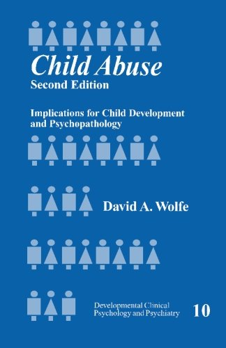 9780803972285: Child Abuse: Implications for Child Development and Psychopathology (Developmental Clinical Psychology and Psychiatry)