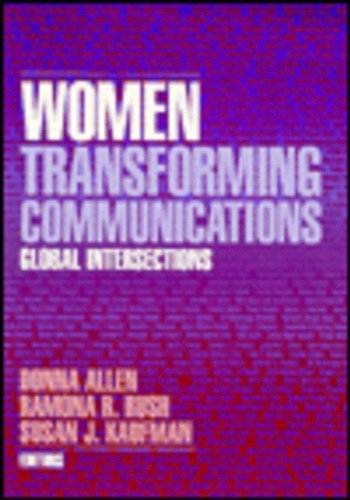 9780803972667: Women Transforming Communications: Global Intersections
