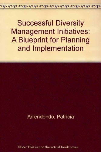 9780803972902: Successful Diversity Management Initiatives: A Blueprint for Planning and Implementation