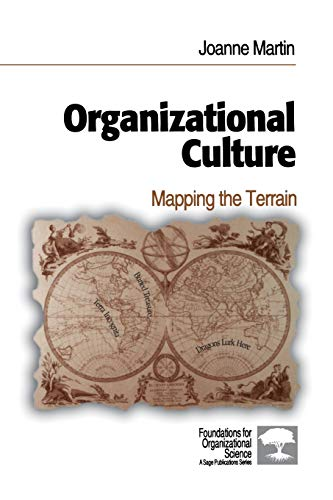 9780803972957: Organizational Culture: Mapping the Terrain