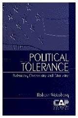 Political Tolerance: Balancing Community and Diversity (Contemporary American Politics): Weissberg,...