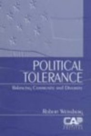 POLITICAL TOLERANCE. BALANCING COMMUNITY AND DIVERSITY