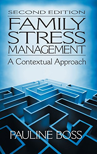 9780803973893: Family Stress Management