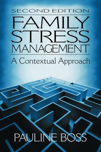 9780803973909: Family Stress Management