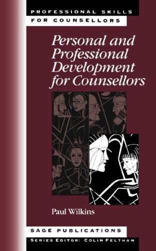 9780803974623: Personal and Professional Development for Counsellors (Professional Skills for Counsellors Series)