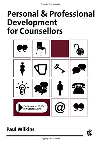 9780803974630: Personal and Professional Development for Counsellors (Professional Skills for Counsellors Series)