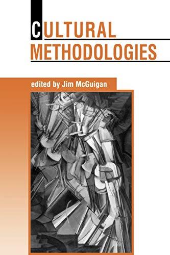9780803974852: Cultural Methodologies