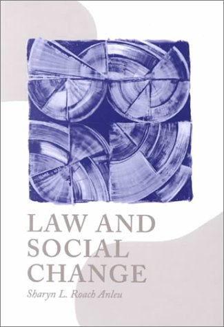 9780803975347: Law and Social Change