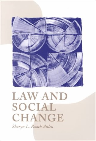 9780803975354: Law and Social Change