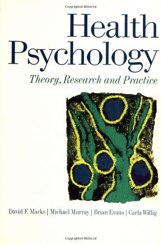 9780803976085: Health Psychology: Theory, Research and Practice