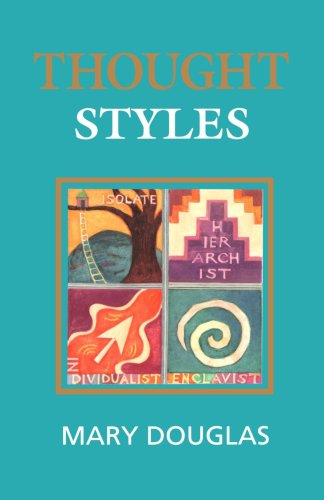 9780803976566: Thought Styles: Critical Essays on Good Taste
