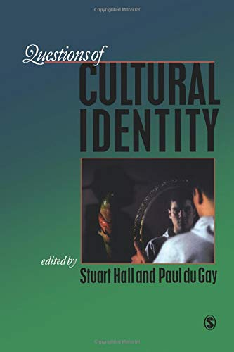 9780803978836: Questions of Cultural Identity