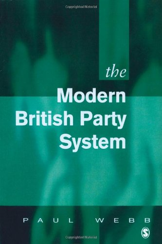 9780803979437: The Modern British Party System