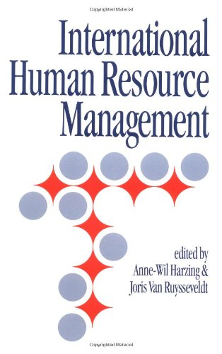 International Human Resource Management: Anne-Wil K. Harzing,