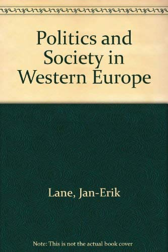 9780803980099: Politics and Society in Western Europe