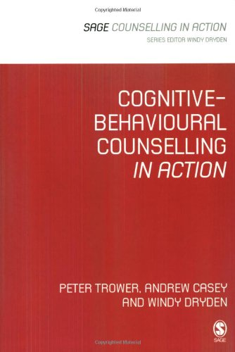 9780803980488: Cognitive-Behavioural Counselling in Action (Counselling in Action series)