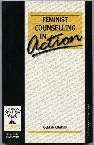 9780803980808: Feminist Counselling in Action (Counselling in Action series)