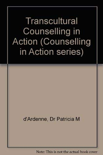 9780803981102: Transcultural Counselling in Action (Counselling in Action series)
