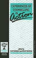 9780803981928: Experiences of Counselling in Action (Counselling in Action series)