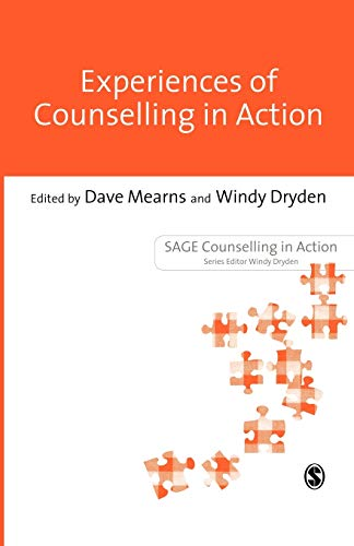 9780803981935: Experiences of Counselling in Action