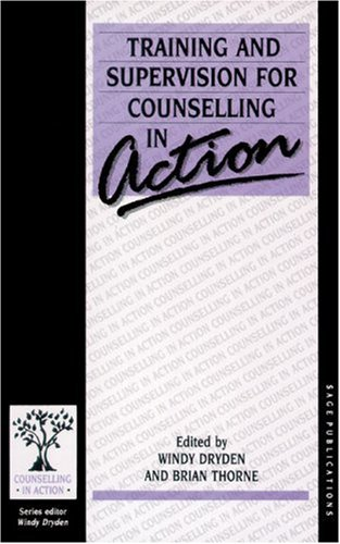 9780803983359: Training and Supervision for Counseling in Action