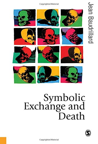 9780803983984: Symbolic Exchange and Death (Published in association with Theory, Culture & Society)
