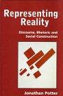 9780803984103: Representing Reality: Discourse, Rhetoric and Social Construction
