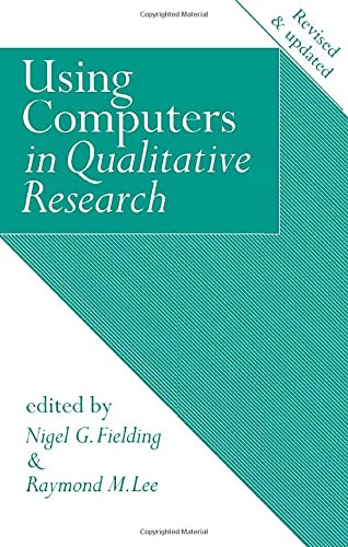 9780803984257: Using Computers in Qualitative Research