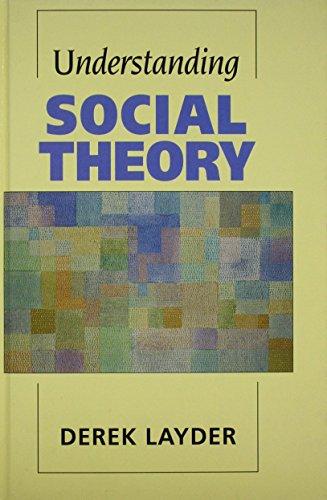 9780803984486: Understanding Social Theory