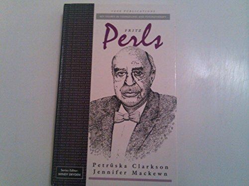 9780803984523: Fritz Perls