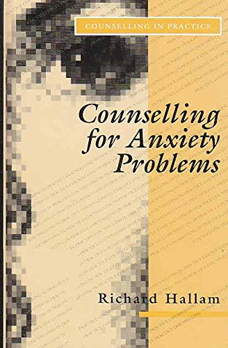 9780803984608: Counselling for Anxiety Problems (Therapy in Practice)