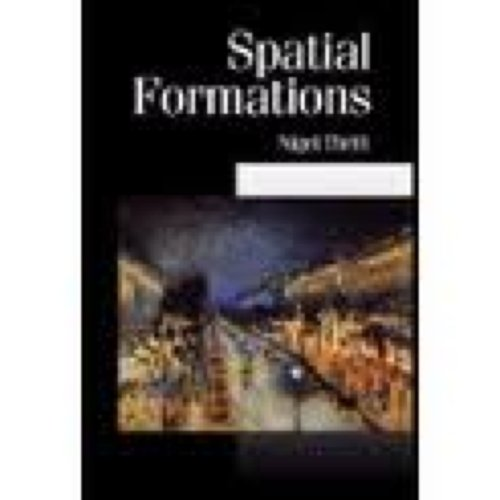 9780803985452: Spatial Formations (Published in association with Theory, Culture & Society)