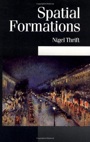 9780803985469: Spatial Formations (Published in association with Theory, Culture & Society)
