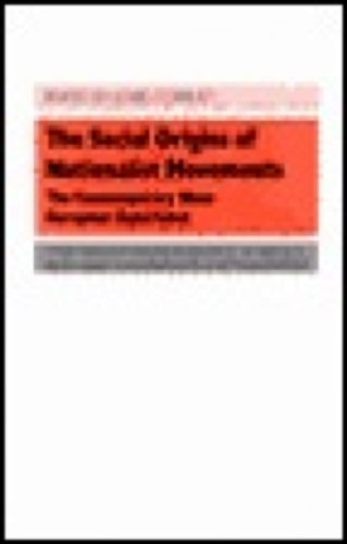 The Social Origins of Nationalist Movements: The Contemporary West European Experience (SAGE Modern...